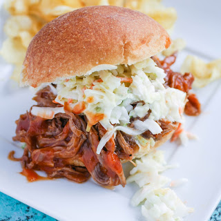 Slow Cooker BBQ Beef Sandwiches.