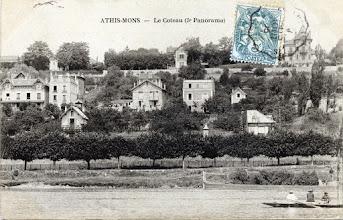 Photo: Athis-Mons — Le Coteau (5e Panorama)