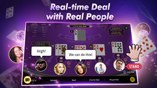 Blackjack 21: House of Blackjack 1.3.0 screenshots 3