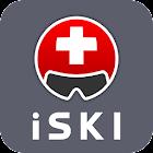 iSKI Swiss – Ski, Snow, Resorts, GPS Tracking icon