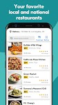 screenshot of Grubhub: Local Food Delivery & Restaurant Takeout