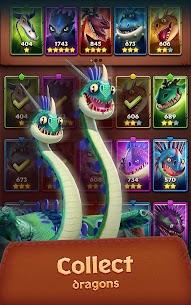 Dragons Titan Uprising Mod Apk 1.14.13 (GOD MODE + ONE HIT) 4