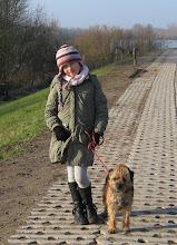 Photo: Jan. 2011: Lieve een weekend ALLEEN in Zwolle, Boets voor haar alleen
