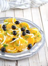 Photo: Orange Salad