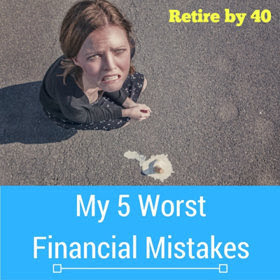 My 5 Worst Financial Mistakes thumbnail