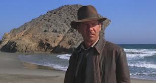 Harrison Ford en la Playa de Monsul