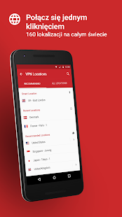 ExpressVPN - #1 Zaufany VPN Screenshot