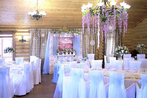 Площадка для свадьбы у воды «Ресторан «У озера»»