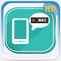 hidden auto call recorder icon