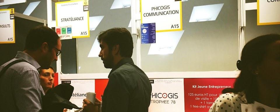 Salon SME Phicogis Paris