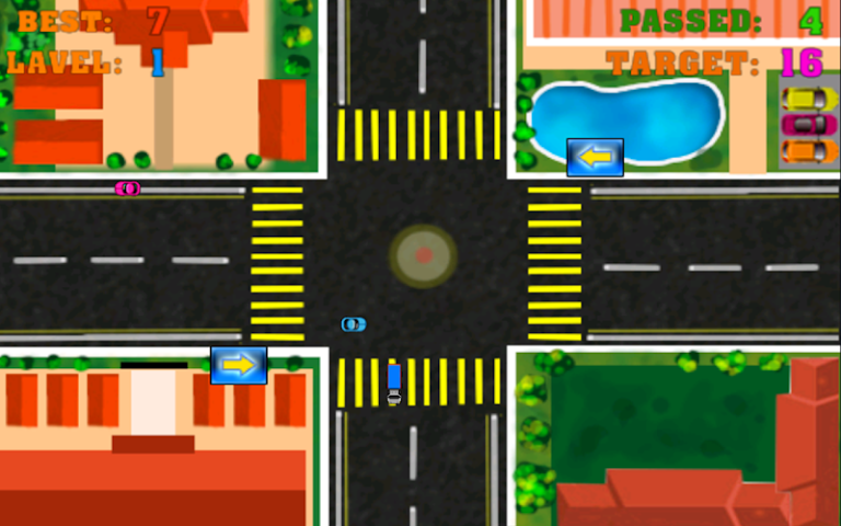 android Traffic Control Screenshot 0