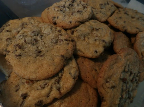 Minty Chocolate Chip Cookies Recipe