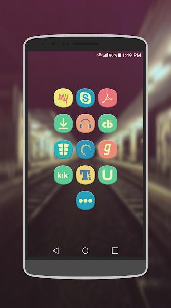 Classique Icon Pack Theme v4.1.7