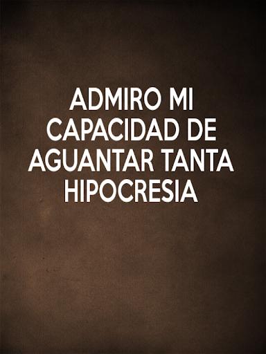 Frases De Hipocresia Y Falsedad App Report On Mobile Action