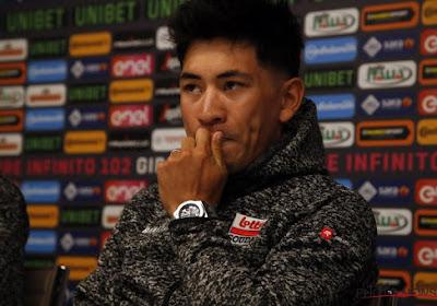Belgische ploegleider bij Lotto opgelucht dat schuldgevoel bij Ewan weg is