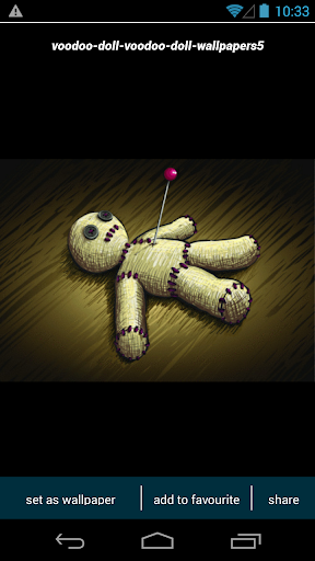 Voodoo Doll Wallpapers