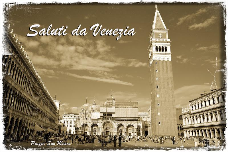 Saluti da Venezia di giuseppedangelo