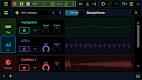 screenshot of Stagelight: Audio and MIDI DAW