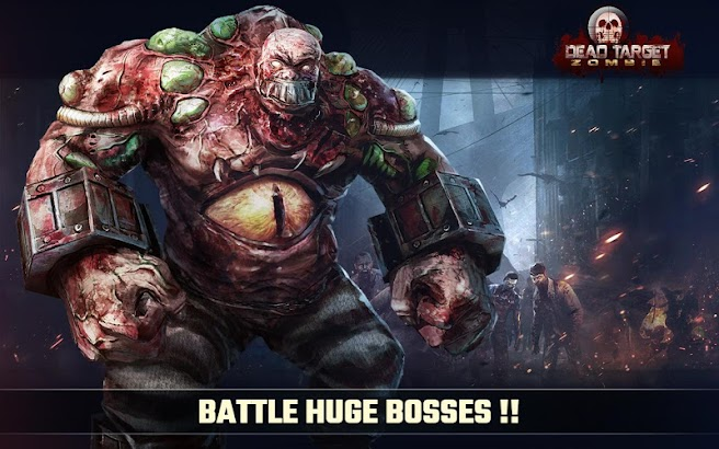 Dead Target: FPS Zombie Apocalypse Survival Game screenshot