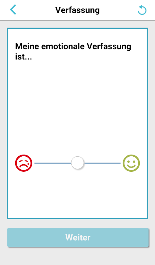 Mobile Peer Support (Unreleased) – Screenshot