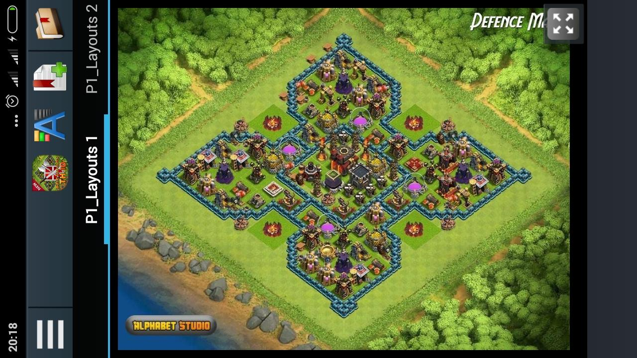 Best defend coc townhal 8 myideasbedroom com