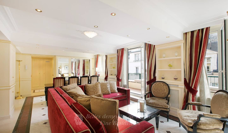 Appartement avec terrasse Paris 6ème
