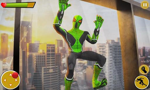 Frog Ninja Hero Gangster Vegas Superhero Games 1.1 screenshots 6