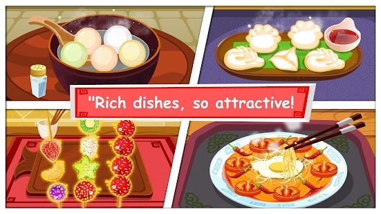 Panda Chef, Chinese Recipes-Cooking Game for Kids - náhled