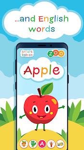 Smart Babies - Alphabet & Zoo for PC-Windows 7,8,10 and Mac apk screenshot 3