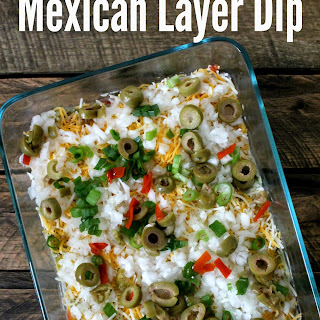 Mexican Dip With Sour Cream Recipes