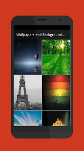 Wallpapers and Backgrounds Free HD - náhled
