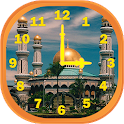 Mosques Analog Clock icon