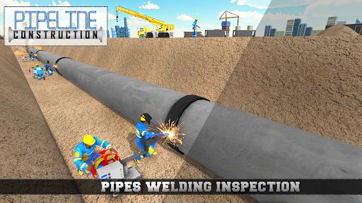 City Pipeline Construction: Plumber work 1.0 screenshots 8
