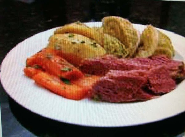 Corned Beef And Cabbage By Freda Recipe