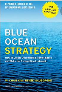 Blue Ocean Strategy book