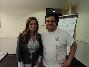 Photo: Will and the DNN Cake Lady (my wife)
