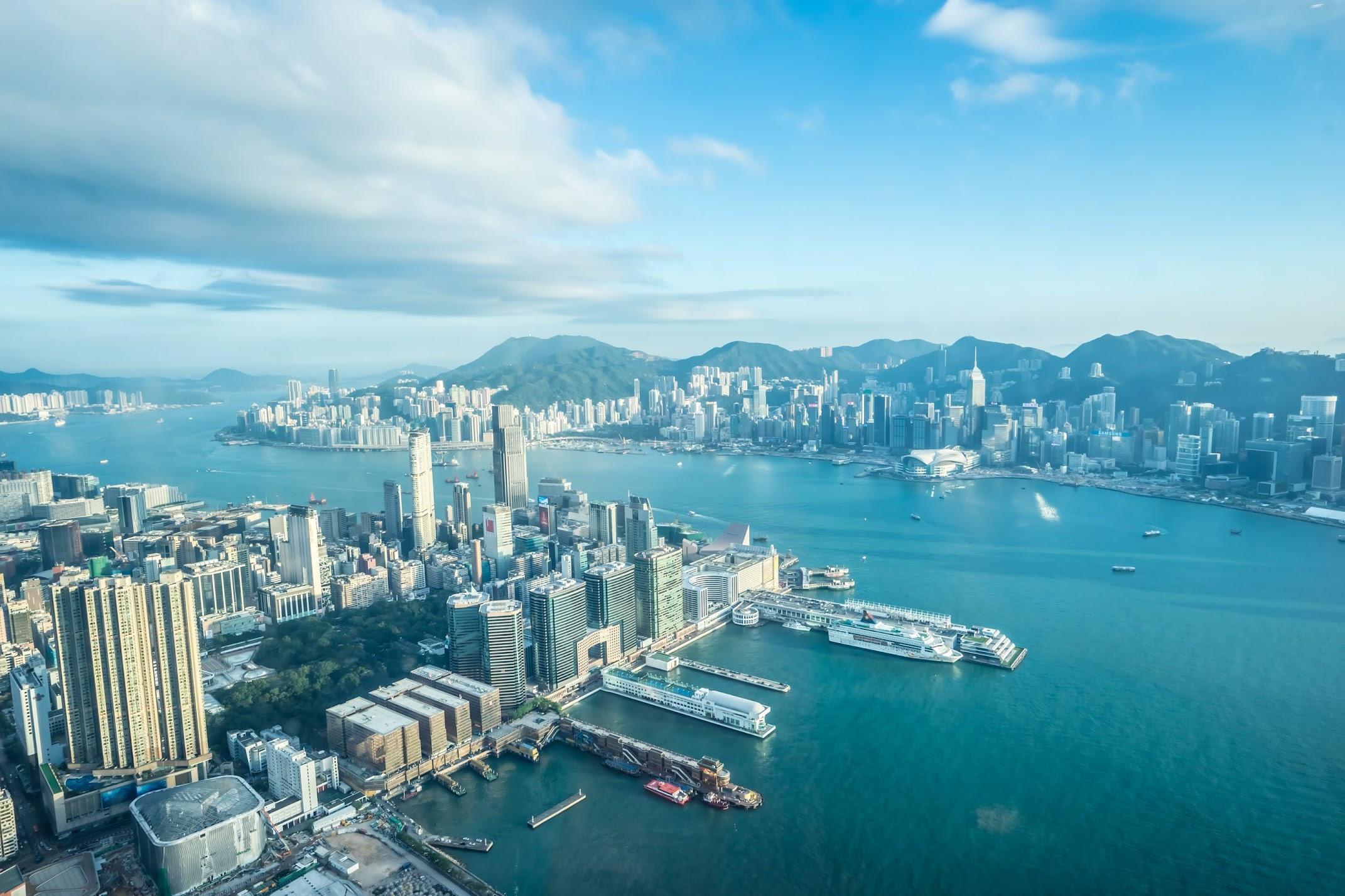 香港 スカイ100(sky100)5