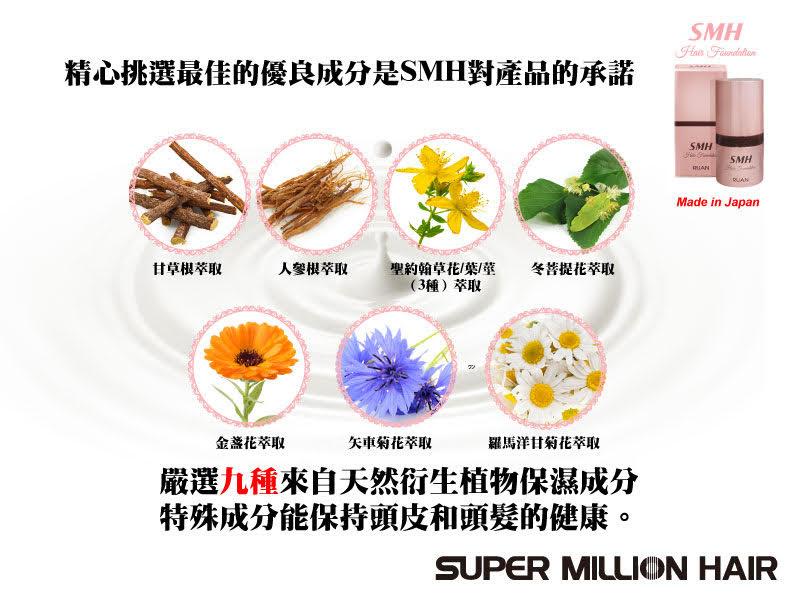 九種保濕植物