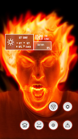 android Angry man Screenshot 1