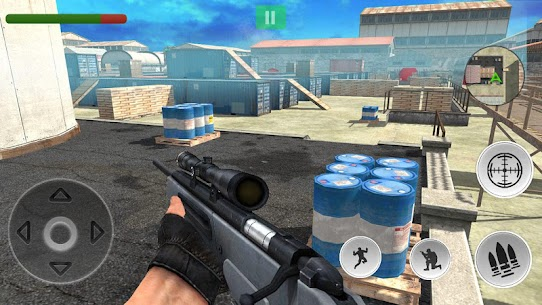 Mission Counter Attack : free shooting game 2