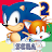 Sonic The Hedgehog 2 Classic logo