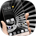 Black White Theme icon