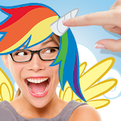 Pony unicorn photo editor