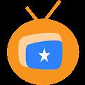 Televisión en abierto Somalia icon