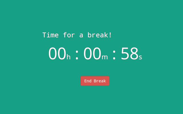広告 追加済 break timer