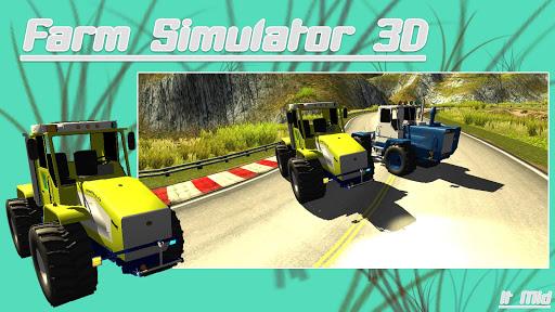 Farm Simulator 3D MonsterTruck
