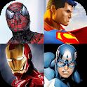 Superhero Fan Art Wallpapers icon