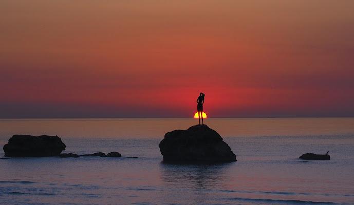 Aspettando l'alba. di brunosma