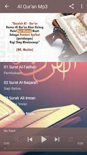 Download Al Quran MP3 (30 JUZ) Offline & Ngaji Al Quran For PC Windows and Mac apk screenshot 3