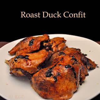 Roast Duck Confit.